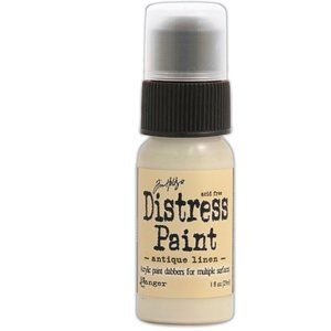 Tim Holtz Distress Paint - Antique Linen